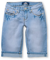 YMI April Bermuda 12 Jean Shorts