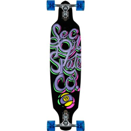 Sector 9 Fraction 36 Longboard Complete 2012