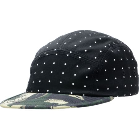 Chuck Originals Polka Camo LTD 5 Panel Hat