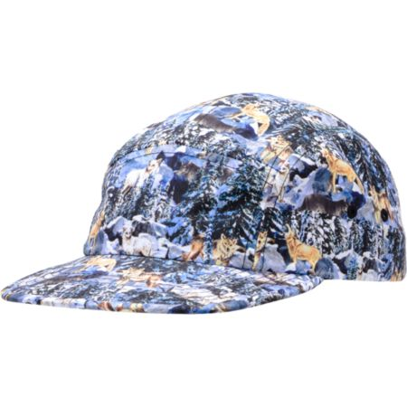 Chuck Originals Pack Hunter Blue & White 5 Panel Hat