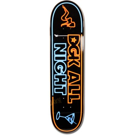 DGK All Night 7.9 Skateboard Deck