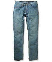 Free World Messenger Light Blue Skinny Jeans