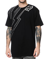 Fox Preverb Black Tee Shirt