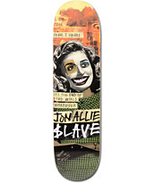 Slave Allie End Of The World 8.125 Skateboard Deck