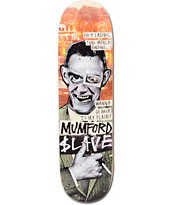 Slave Mumford End Of The World 8.375 Skateboard Deck