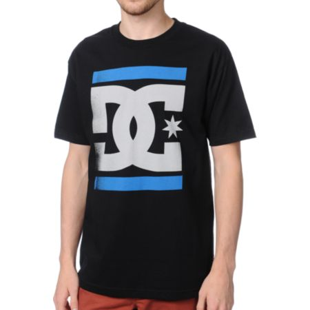 DC Runner Black Tee Shirt