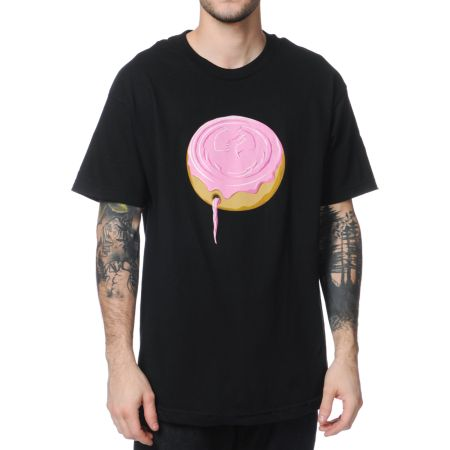 Dragon E-Style Black Tee Shirt