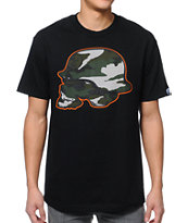 Metal Mulisha Undercover Black Tee Shirt