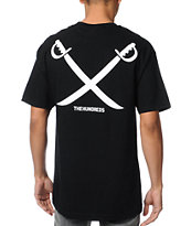 The Hundreds Division Black Tee Shirt