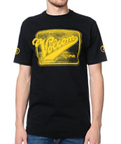 Volcom Main Street Black Tee Shirt