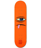 Toy Machine Sect Face 7.9 Skateboard Deck