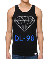 Diamond Supply DL-98 Black Tank Top