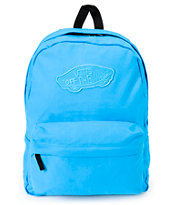 Vans Realm Jewel Blue Backpack