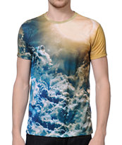 Imaginary Foundation Sunbathing Sublimated Tee Shirt