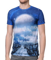 Imaginary Foundation Moonrise Sublimated Tee Shirt
