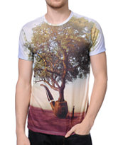 Imaginary Foundation Subconscious Sublimated Tee Shirt