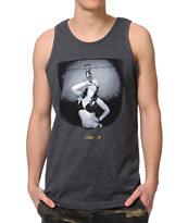 DGK KillN It Charcoal Tank Top