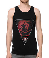 Bloodbath Life Love Death Black Tank Top