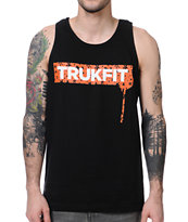 Trukfit Stardrip Black Tank Top