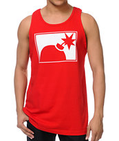 The Hundreds Forever Bomb Black Tank Top