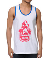 ICECREAM Sundae White Tank Top