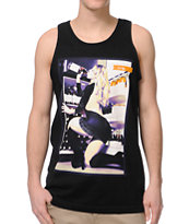 TMLS Prefunk Black Tank Top