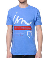 Imperial Motion Contents Heather Blue Tee Shirt