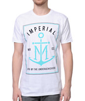 Imperial Motion First Mate White Tee Shirt