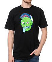 Casual Industrees Zombie Black Tee Shirt
