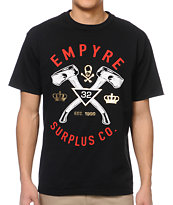 Empyre Bone Thugs Black Tee Shirt
