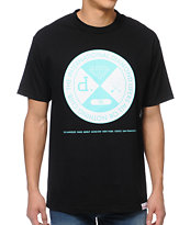 Diamond Supply All Or Nothing Black Tee Shirt
