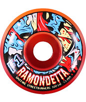 Spitfire Peter Ramondetta Zombie 53mm F1 Skateboard Wheels