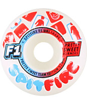 Spitfire Pretty Sweet 52mm Streetburner Skateboard Wheels