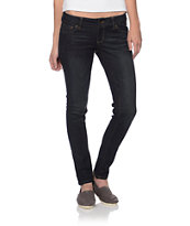 Empyre Women's Logan Highway Blue Skinny Jeggings