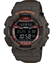 G-Shock GLS100-5 Winter G-Lide Brown Watch