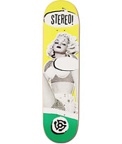 Stereo Speechless 8.0 Skateboard Deck