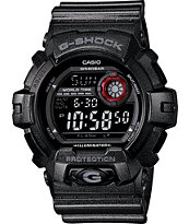G-Shock G-8900SH-1 Classic Black Digital Watch