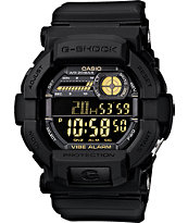 G-Shock GD350-1B Black Digital Watch