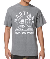 Trukfit Martian Grey Tee Shirt