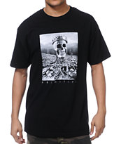 Primitive Lords Black Tee Shirt