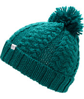 Coal Girls Karolyn Jade Green Beanie