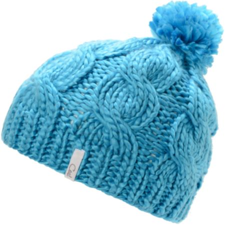 Coal Girls Rosa Bright Blue Pom Beanie