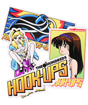 The Hundreds X Hook-Ups Sticker Pack