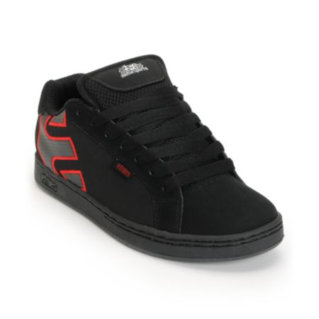 Etnies Chad Reed Fader Black & Red Shoe
