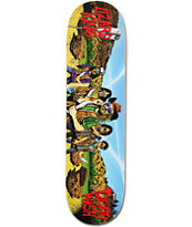 Deathwish Lizard King Street Gang 8.25 Skateboard Deck