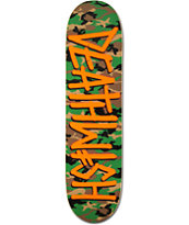 Deathwish Death Spray Camo 8.0 Skateboard Deck