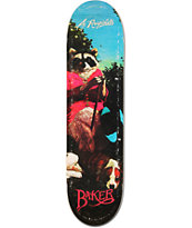 Baker Reynolds Deep Cuts 8.19 Skateboard Deck