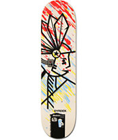 Alien Workshop Dyrdek Sketchbook 7.87 Skateboard Deck