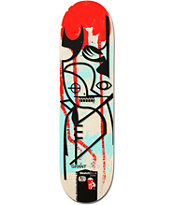 Alien Workshop Grant Taylor Sketchbook 8.5 Skateboard Deck