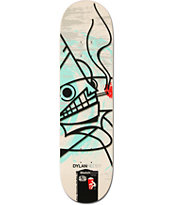 Alien Workshop Rieder Sketchbook 8.25 Skateboard Deck